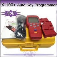 Original one  Newest x100+ Programmer professional x-100 plus auto key programmer update online