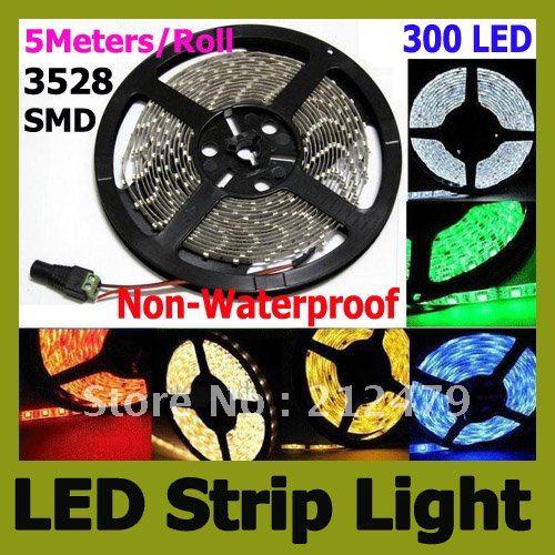 Светодиодная лента LED OEM 50 /smd 3528 5m 300  3258 SMD 300led