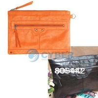 Fashion Concise Women's PU Leather Envelope Purse Clutch Hand Bag Wallet  5604