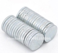 Wholesale 100PCs Super Powerful Strong Rare Earth Neodymium Disc Magnets 8x1mm