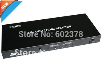 HDMI Matrix Switcher support 3D &1080P ,Free shippment !!
