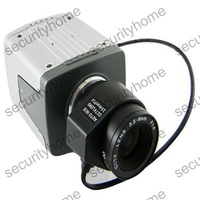 Mini Sony Effio 700TVL 3.5-8mm Auto-IRIS Vari-Focal OSD Box camera