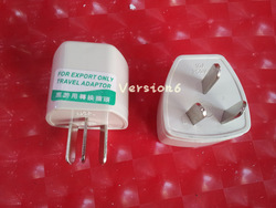TRAVEL PLUG CONVERTER AC ADAPTOR US/UK/EU TO AU UNIVERS 50pcs/lot(China (Mainland))