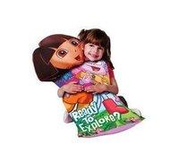 Children's catoon pillow cases dora spongebob,children's pillow,very good quality, freeshipping