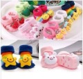 Free shipping wholesale retail cotton baby cartoon sock infant sock