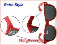 100pcs/lot 80s Retro Designer Sunglasses Sport, 2012 Fashion Sunglasses Men Women Sun Glasses wholesale