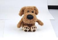 60 pcs/ctn wholesale Mimi Pet dog Talking animal   talking animal pet brown 3*AAA not include