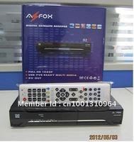 Free shipping  Azfox S2S HD DVB S2 Digital Satellite Receiver original