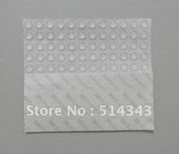 3m bumpon protective products adhesive rubber bumper feet SJ5302A clear/Hemispherical/7.9MM(W)*2.2MM(H)/3000pcs/Carton