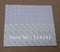3M Bumpon Protective Buffer Pads Non Slip Rubber Feet SJ5302/Clear/Hemispherical/7.9MM(W)*2.2MM(H)/3000pcs/Carton