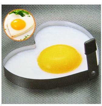 Min Order $15 (mixed order) Stainless Steel Heart Omelette Mold Egg Mold Heart Love Ring Omelette Device AQ2312