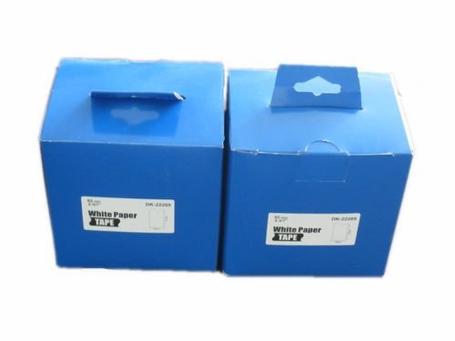 thermal transfer ribbon Dk label Continuous Paper Labels DK-11202(China (Mainland))
