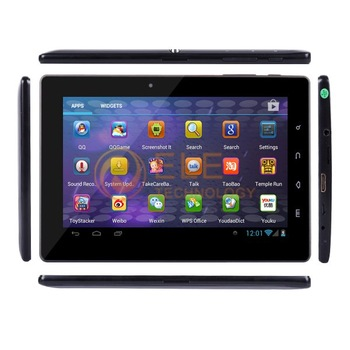 7 inch pd20 freelander GPS Android 4.0 TCC 8923 1.2GHz 1GB 8G HDMI Dual Camera capacitive tablet pc