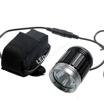 4500-Lumen 3T6 LED High Power Bicycle Light For 3*Cree XM-L T6 4-Mode LED 3T6 bike light Kit