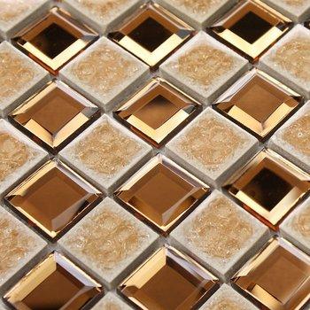 Creating Mosaic Tile Backsplash - Home Design Blog