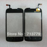 for HuaWei Sonic U8650 touch screen digitizer original black (5pcs/lot) by shipping DHL,EMS