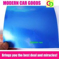 Wholesale 152cm x 30m glossy pearl blue color changing vinyl film car vinyl car wrap practicable car stickers