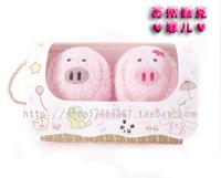 Lovers supplies cake towel lovers pig