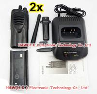 2pcs/lot KW TK-2207 Two Way Radio Walkie Talkies 136-174MHZ  5W FM transceiver