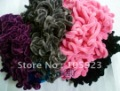 free shipping volumizer scrunchie hair ring tie islamic hair accessory for hijab shaping 36pcs/lot