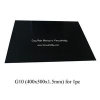 FGF001 free shippig + G10  400X500  1.5mm thickness glass fiberplate/panel/sheet/board