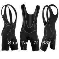 2012 New Men's Cycling Bib Shorts 3D GEL Padded Bike/Bicycle Braces Pants