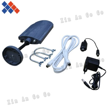 New DVB-T Antenna,36DB TV signal booster,UHF/VHF/FM /DVB-T/DMB-T Amplified Indoor TV Antenna Free shipping