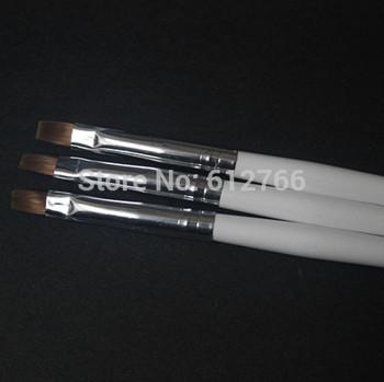 gel nail brush size 6#