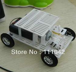 2013upgrade worm reducer toy car,video show,Deceleration device,model making,DIY Assembled educational toys,free shipping(China (Mainland))