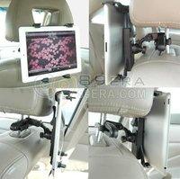 Car Headrest Rear Back Seat Swivel Holder Stand for iPad2 iPad3 GPS DVD TV