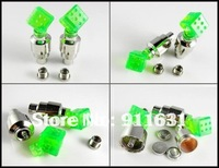 5.8 * 2.2 cm 4pcs/lot  Transform Light Car LED Wheel Lights Bule/Pink/Green/White Color