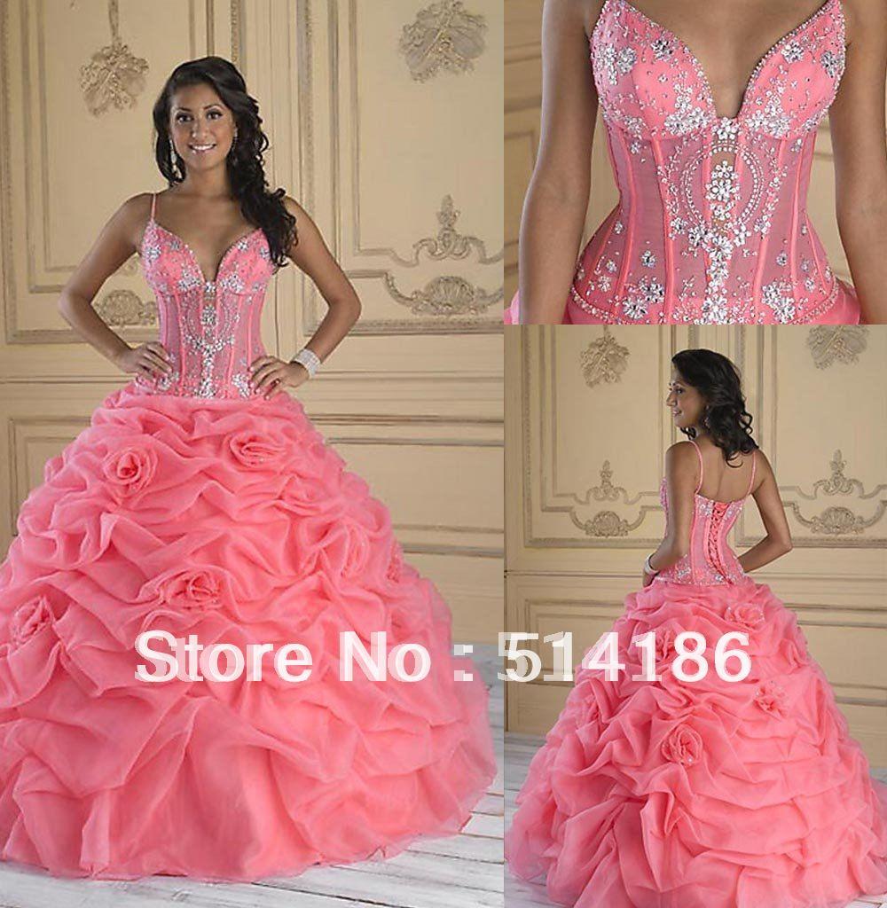 dresses fashion Picture - More Detailed Picture about JT 005ah elegant Quinceanera Dresses ...