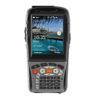 Rugged wireless Durable Industrial data collector PDA with 1D/2D barcode scanner WIFI GSM/GPRS 3G GPS  and RFID reader (MX8800)