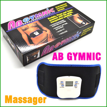 Wholesale AB GYMNIC Electronic Health Massage Body Building Weight Loss Belt Massage  HH0276