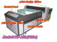 Mini UV metal printer