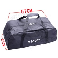 Cool portable Bag Carry Bag for 1:8 RC car and 1:10 RC car Black