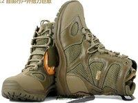 black hawk light assault high help U.S. military boots/tactical boots/light desert boots