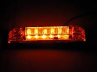 "Free Shipping (10) 12V 4""LED trailer Clearance Marker Lights Side marker Truck light waterproof Boat lights"