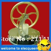 Factory price! 6pcs/lot  Stirling Engine Education Toy Kit