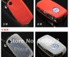 Free Shipping Case to UK,Germany VW Silicone Remote Car Key Cover,and all of cars Lot,Soft and Durable