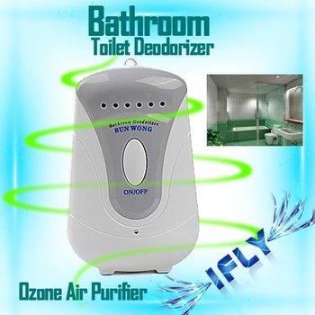 Buy Electric Bathroom Toilet Deodorizer Air Purifier. Bathroom Deodorizer  POO POURRI Original Essential Oil Bathroom