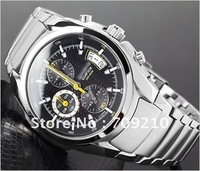 EF-512D-1A Men's Watch Waterproof steel belt