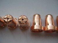 100pcs Extend 40A Tips - Air Plasma Cutter Consumable For CUT30 40 50 PT-31 PT31  Cutting Consumables