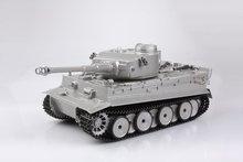 mato 1/16 skala alle metall deutsch tiger i tank-modell, militärischen tank spielzeug, metall spielzeug(China (Mainland))