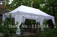 FREE SHIPPING 3m x 6m (10ft x 20ft ) elegent and lovely awning / marquee / garden gazebo / party canopy / wedding tent