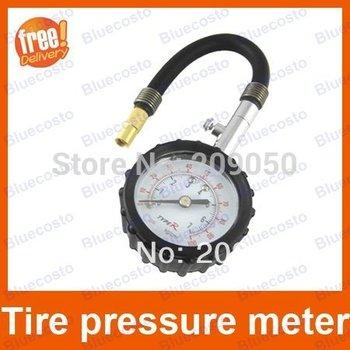 Mini Useful Car Vehicle Motor tire pressure Gauge Meter Tester