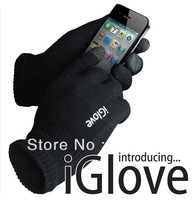 1pcs IGlove Screen touch gloves with High grade box Unisex Winter for Iphone touch glove YW06