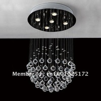 free shipping  big sale price100% guaranteed contemporary ball crystal chandelier lamp for living room Dia500*1000mm