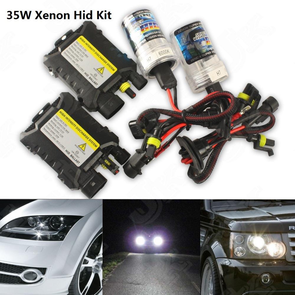 Xenon HID kit H1 H3 H4 H8 H4 H7 H11 single beam HID AUTO CAR lamp HID KIT 12v 35w color 3000k,4300k,6000k,8000k,10000k,12000k(China (Mainland))