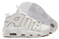 Free shipping 2012 AIR NEW Uptempo Men Training Shoe brand basketball shoes Hot sale sneaker